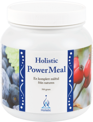 Power Meal Holistic Husapoteket.eu