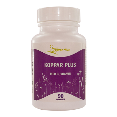 KopparPlus Alpha Plus
