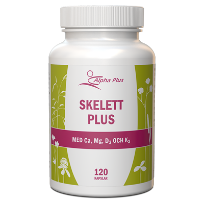 Skelett Plus Alpha Plus