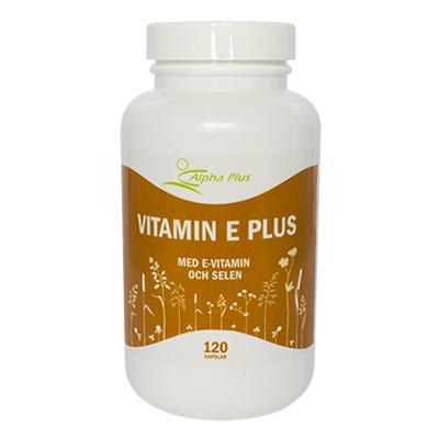 selen och e vitamin